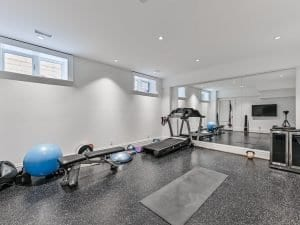 Chiltern Hill Exercise Room